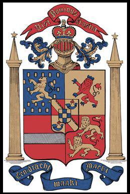 Regional Synod of New York's crest